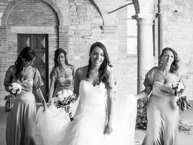 Il matrimonio di Alessandro e Daniela a Assisi, Perugia 50