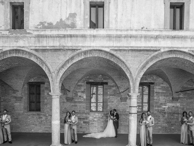 Il matrimonio di Alessandro e Daniela a Assisi, Perugia 51
