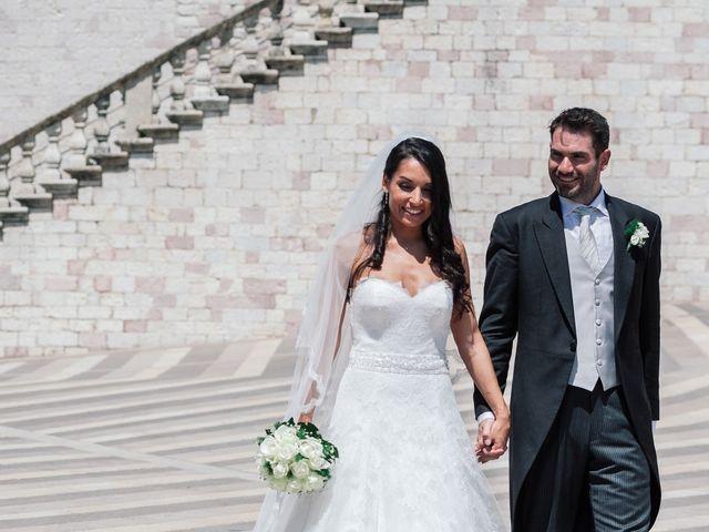 Il matrimonio di Alessandro e Daniela a Assisi, Perugia 59