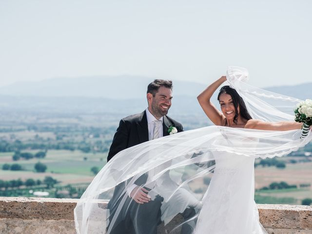Il matrimonio di Alessandro e Daniela a Assisi, Perugia 61