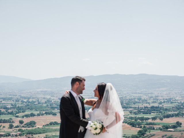 Il matrimonio di Alessandro e Daniela a Assisi, Perugia 62