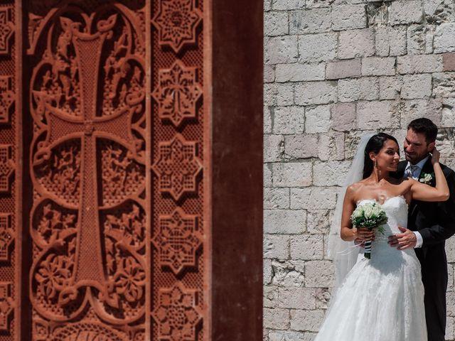 Il matrimonio di Alessandro e Daniela a Assisi, Perugia 64