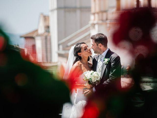 Il matrimonio di Alessandro e Daniela a Assisi, Perugia 66