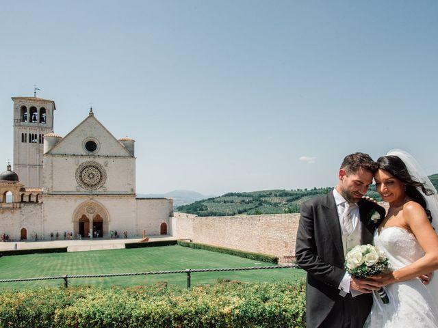 Il matrimonio di Alessandro e Daniela a Assisi, Perugia 67