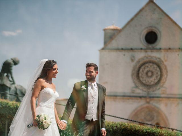 Il matrimonio di Alessandro e Daniela a Assisi, Perugia 69