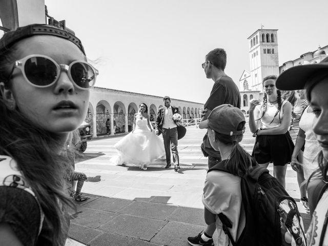 Il matrimonio di Alessandro e Daniela a Assisi, Perugia 70