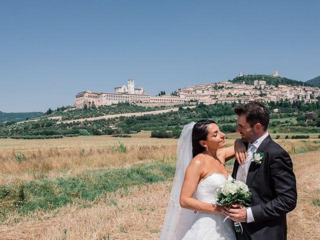 Il matrimonio di Alessandro e Daniela a Assisi, Perugia 72