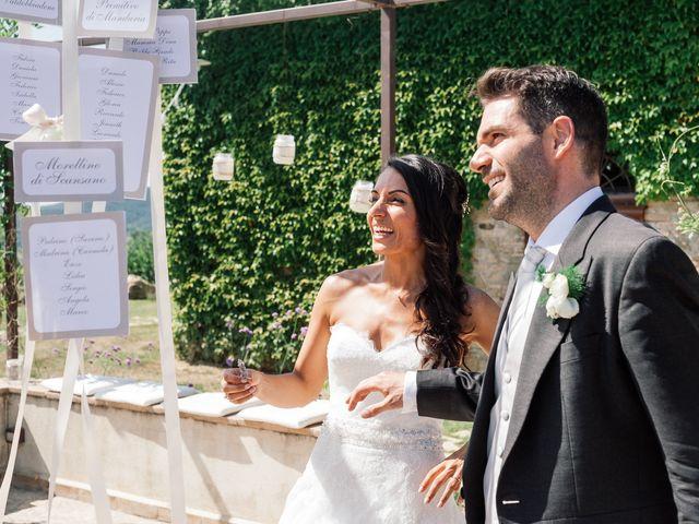 Il matrimonio di Alessandro e Daniela a Assisi, Perugia 76