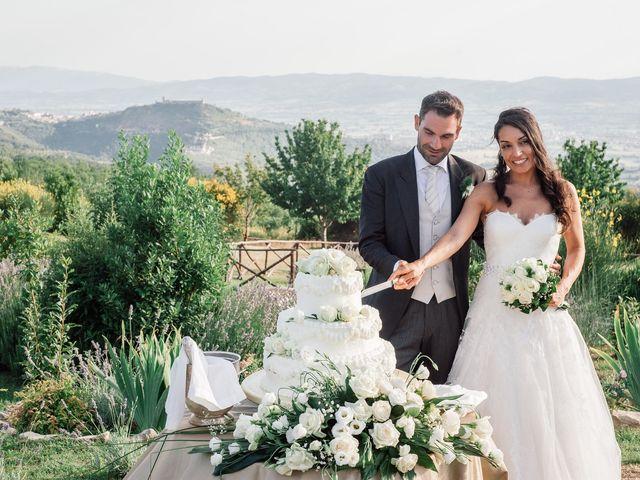 Il matrimonio di Alessandro e Daniela a Assisi, Perugia 81