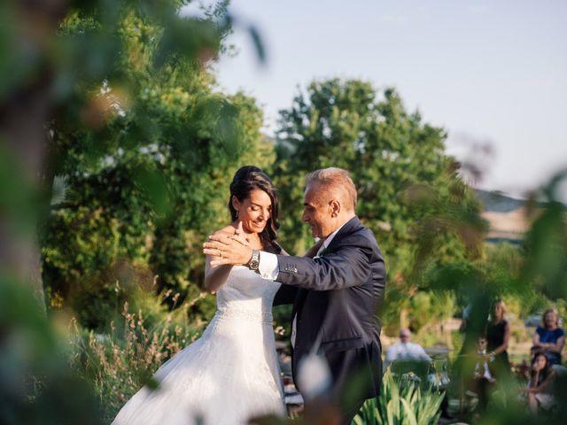 Il matrimonio di Alessandro e Daniela a Assisi, Perugia 86