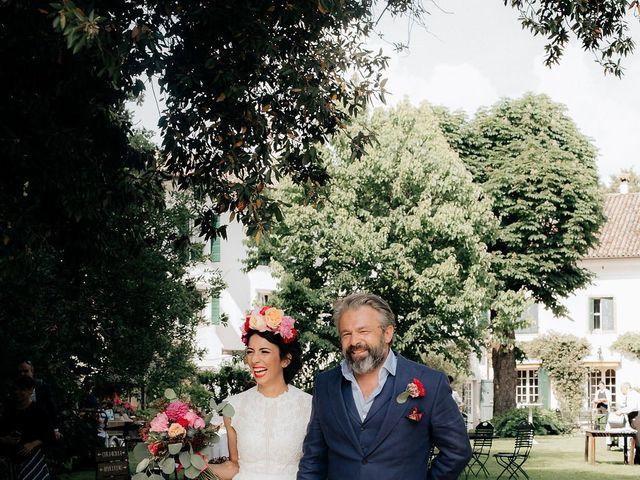 Il matrimonio di Nickolas e Nadine a Udine, Udine 39
