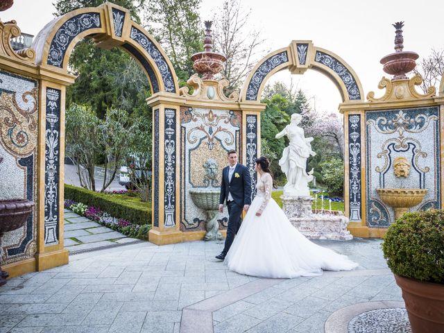 Il matrimonio di Alexander e Silvia a Stresa, Verbania 2