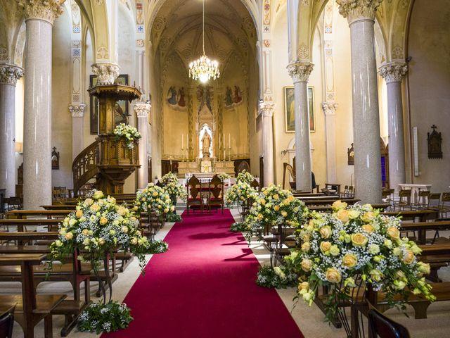 Il matrimonio di Alexander e Silvia a Stresa, Verbania 15