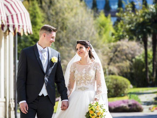 Il matrimonio di Alexander e Silvia a Stresa, Verbania 18