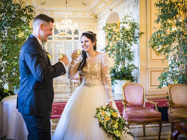 Il matrimonio di Alexander e Silvia a Stresa, Verbania 19