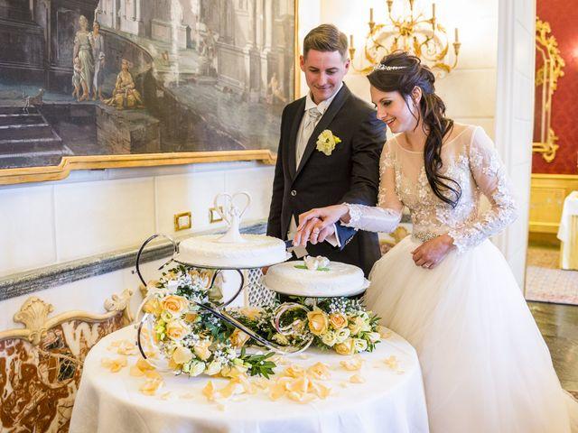 Il matrimonio di Alexander e Silvia a Stresa, Verbania 25