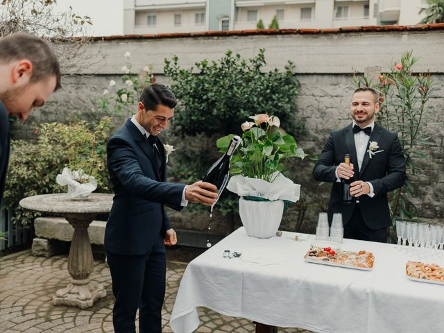 Il matrimonio di Marcella e Luigi a Cerano, Novara 16