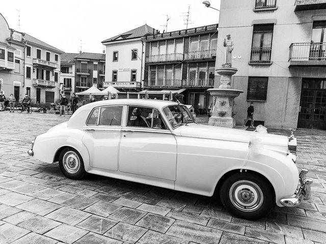 Il matrimonio di Marcella e Luigi a Cerano, Novara 20