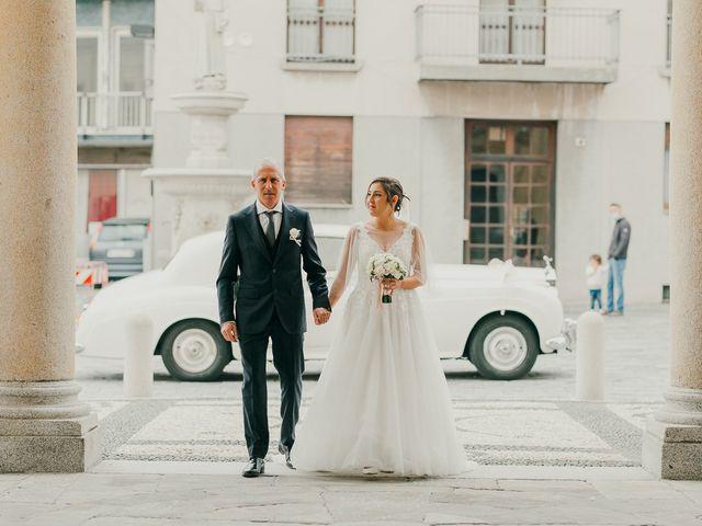 Il matrimonio di Marcella e Luigi a Cerano, Novara 24