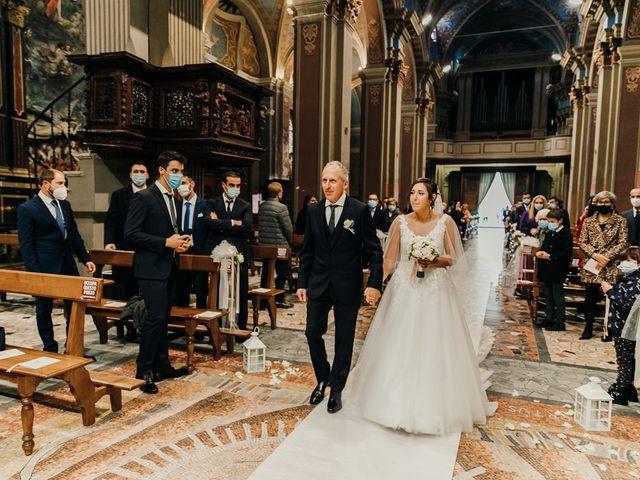 Il matrimonio di Marcella e Luigi a Cerano, Novara 25