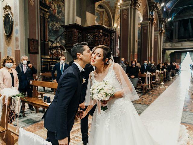 Il matrimonio di Marcella e Luigi a Cerano, Novara 27
