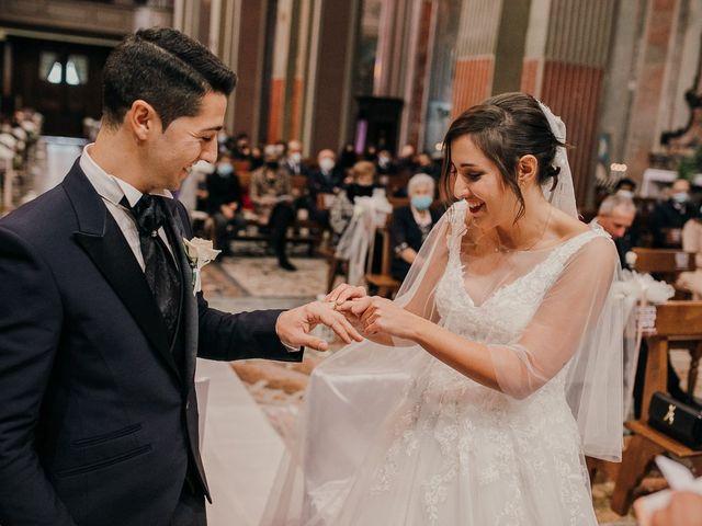 Il matrimonio di Marcella e Luigi a Cerano, Novara 30