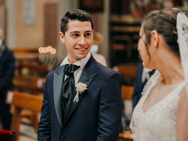 Il matrimonio di Marcella e Luigi a Cerano, Novara 33