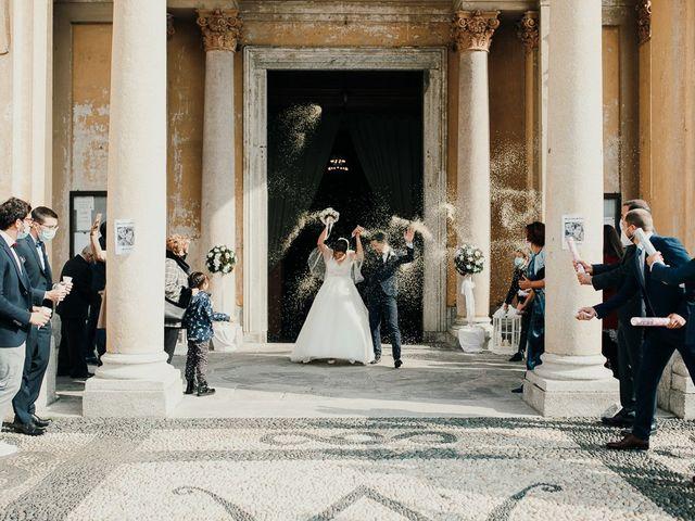 Il matrimonio di Marcella e Luigi a Cerano, Novara 35