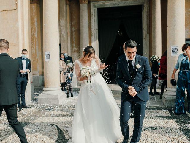 Il matrimonio di Marcella e Luigi a Cerano, Novara 36