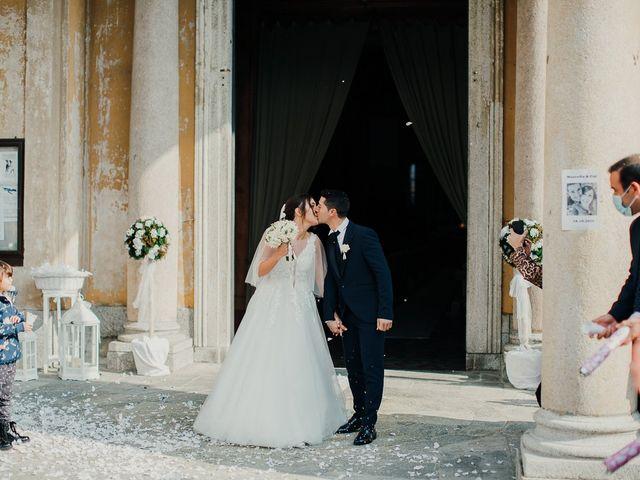 Il matrimonio di Marcella e Luigi a Cerano, Novara 37