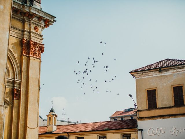 Il matrimonio di Marcella e Luigi a Cerano, Novara 40