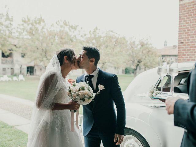 Il matrimonio di Marcella e Luigi a Cerano, Novara 47