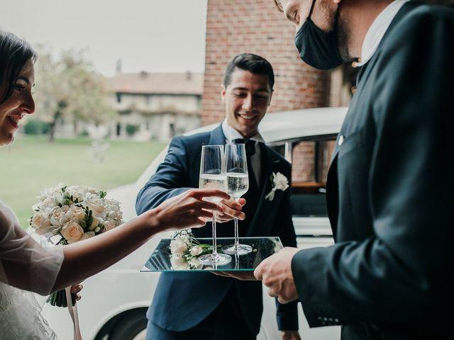 Il matrimonio di Marcella e Luigi a Cerano, Novara 48