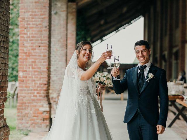 Il matrimonio di Marcella e Luigi a Cerano, Novara 49
