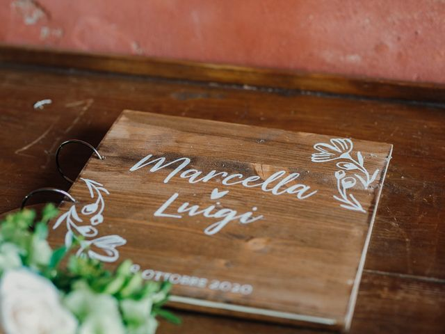 Il matrimonio di Marcella e Luigi a Cerano, Novara 54