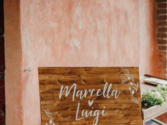 Il matrimonio di Marcella e Luigi a Cerano, Novara 64