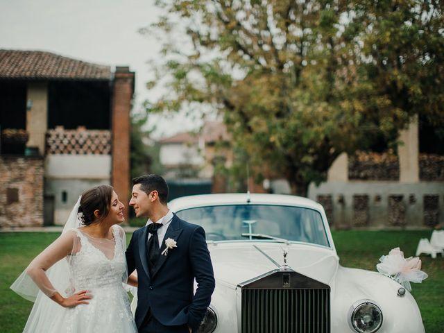 Il matrimonio di Marcella e Luigi a Cerano, Novara 72