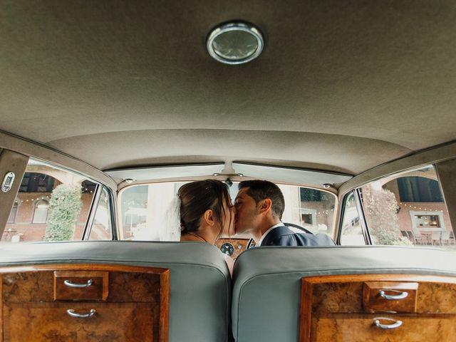 Il matrimonio di Marcella e Luigi a Cerano, Novara 1