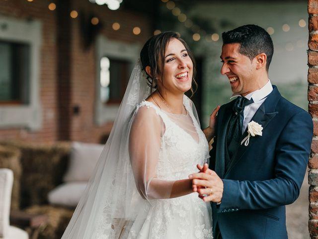 Il matrimonio di Marcella e Luigi a Cerano, Novara 78