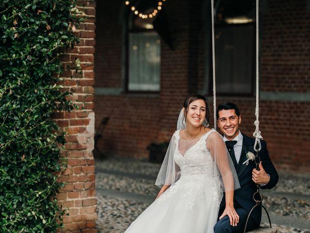 Il matrimonio di Marcella e Luigi a Cerano, Novara 82