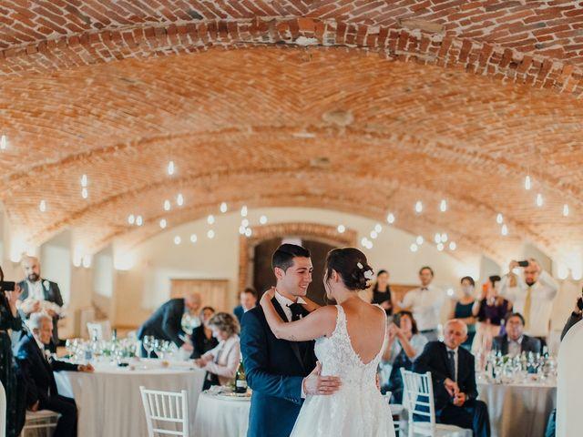 Il matrimonio di Marcella e Luigi a Cerano, Novara 87