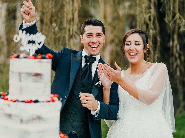 Il matrimonio di Marcella e Luigi a Cerano, Novara 101