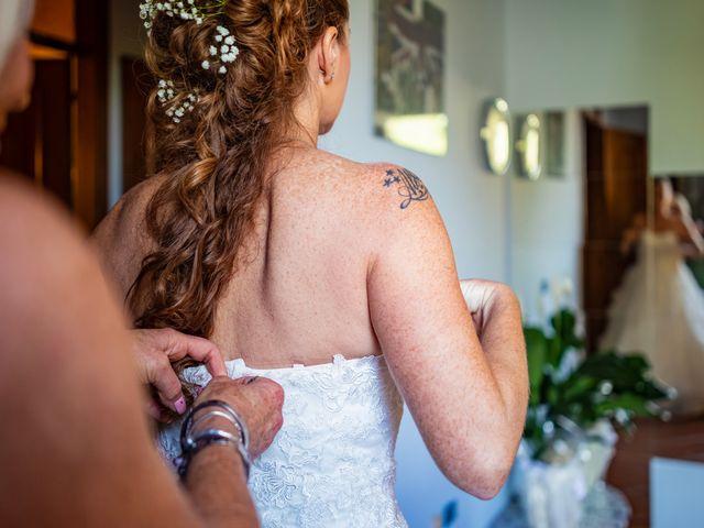 Il matrimonio di Mattia e Valentina a Fara Gera d'Adda, Bergamo 10