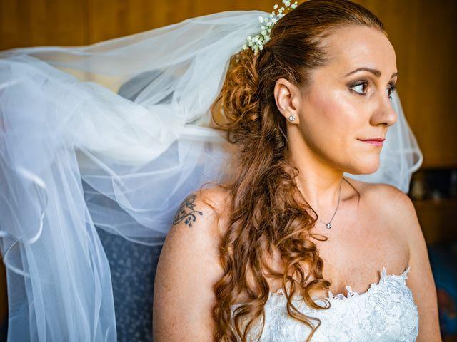 Il matrimonio di Mattia e Valentina a Fara Gera d'Adda, Bergamo 11