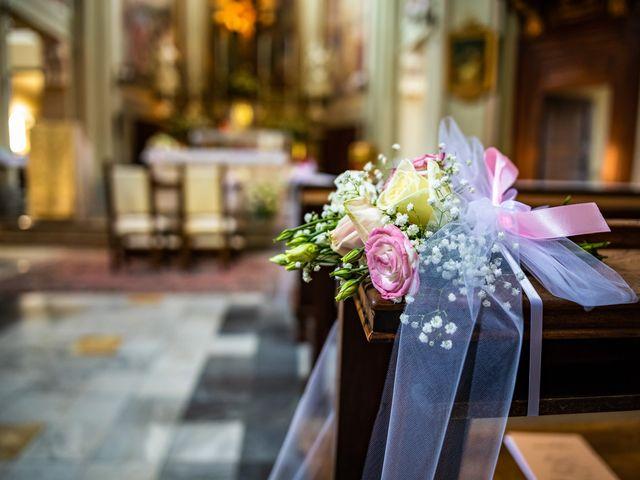 Il matrimonio di Mattia e Valentina a Fara Gera d'Adda, Bergamo 13