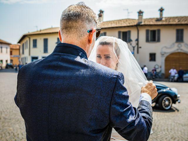 Il matrimonio di Mattia e Valentina a Fara Gera d'Adda, Bergamo 16