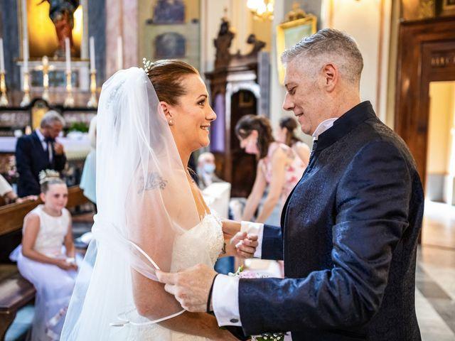 Il matrimonio di Mattia e Valentina a Fara Gera d'Adda, Bergamo 18