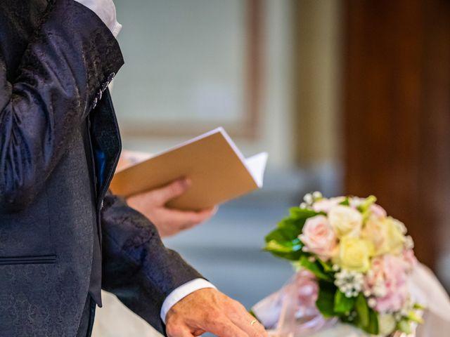 Il matrimonio di Mattia e Valentina a Fara Gera d'Adda, Bergamo 25
