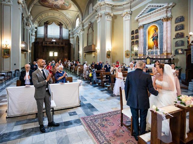 Il matrimonio di Mattia e Valentina a Fara Gera d'Adda, Bergamo 26