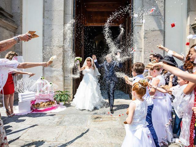 Il matrimonio di Mattia e Valentina a Fara Gera d'Adda, Bergamo 28